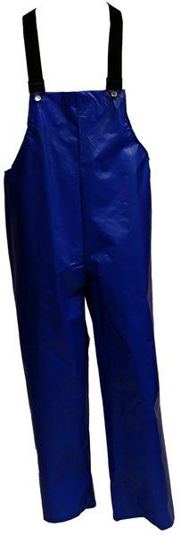Small IRON EAGLE O22001.SM Plain Front Overall Blue